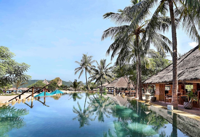 Novotel Lombok Resort and Villas, Kuta, Pool