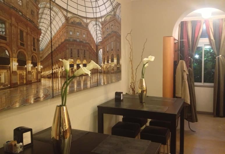 阿斯普蒙特酒店, 米蘭, 酒店酒吧