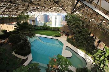 Fotografia do Sevilla Palace Hotel em Cidade do México