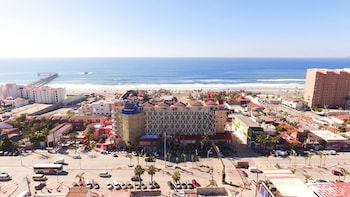 Foto do Festival Plaza Hotel and Entertainment Resort em Tijuana
