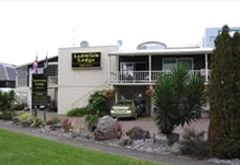 Ledwich Lodge Motel, Rotorua, Buitenkant