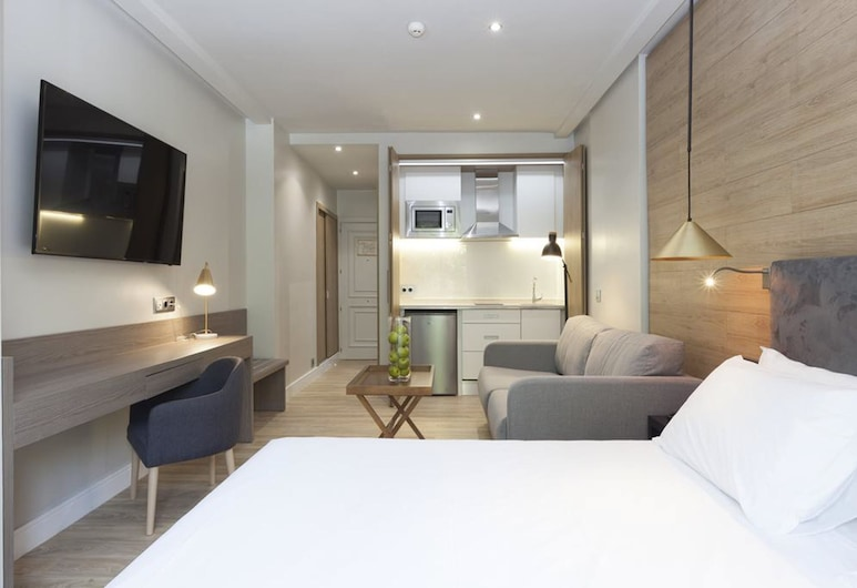 Espahotel Plaza de España, Madrid, Premium-Studio, Zimmer