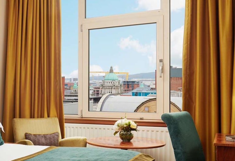 Europa Hotel, Belfast, Superior Double Room, Guest Room View