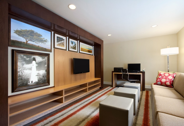 Hawthorn Suites by Wyndham Charlotte/Executive Park, Charlotte, Aspecto interior del hotel