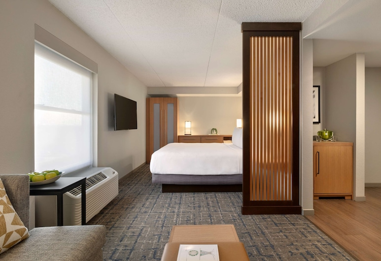 Hyatt Place Tucson – Central, Tucson, Room, 1 King Bed with Sofa bed (High Floor), Guest Room