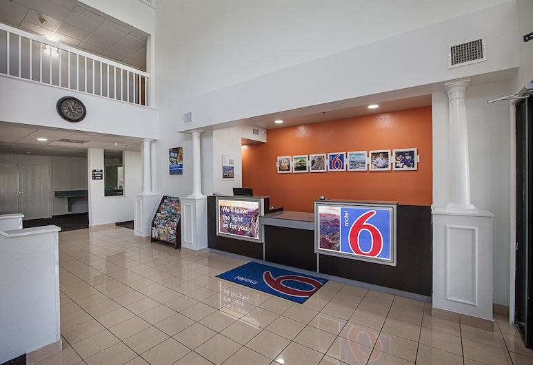 Motel 6 Bedford, TX - Fort Worth, Bedford, Tiền sảnh