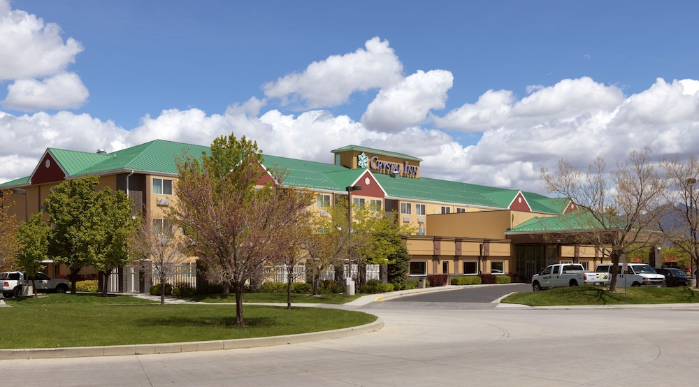 Crystal Inn Hotel Suites West Valley City