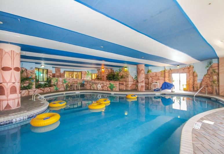 The Patricia Grand by Oceana Resorts, Myrtle Beach, Piscina coperta