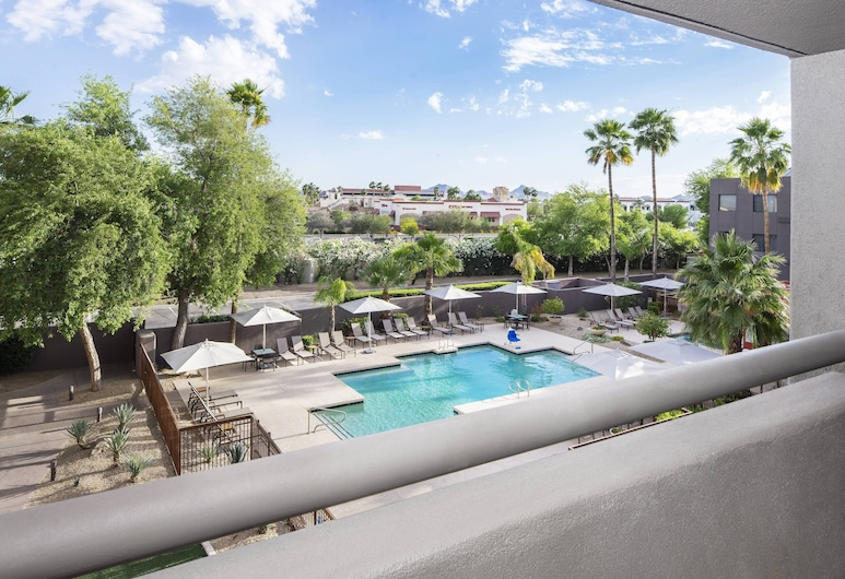 Courtyard by Marriott Scottsdale North, Scottsdale, Quarto, 2 camas Queen, para não fumantes, Quarto