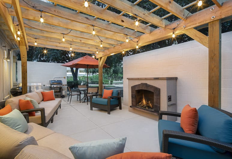 HYATT house Dallas/Richardson, Richardson, BBQ/Picnic Area