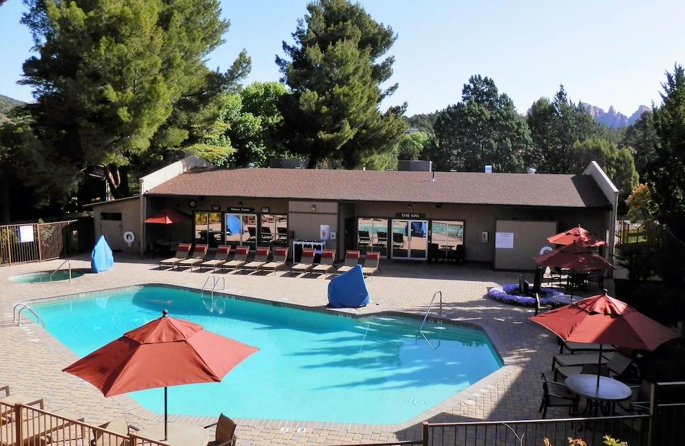 Amerikanischer Kühlschrank Poco : Poco diablo resort in sedona hotels.com