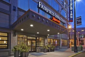 密爾瓦基密爾沃基市中心萬豪費爾菲爾德套房酒店的圖片