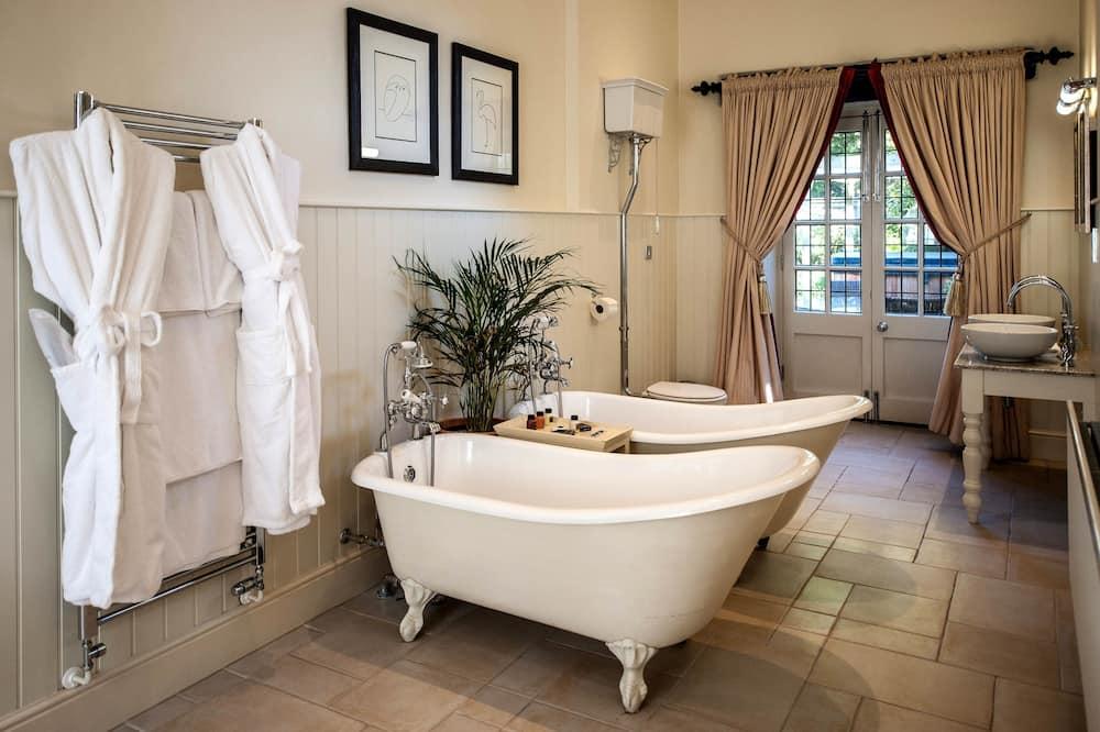 Executive Suite, 1 Katil Raja (King) - Bilik mandi