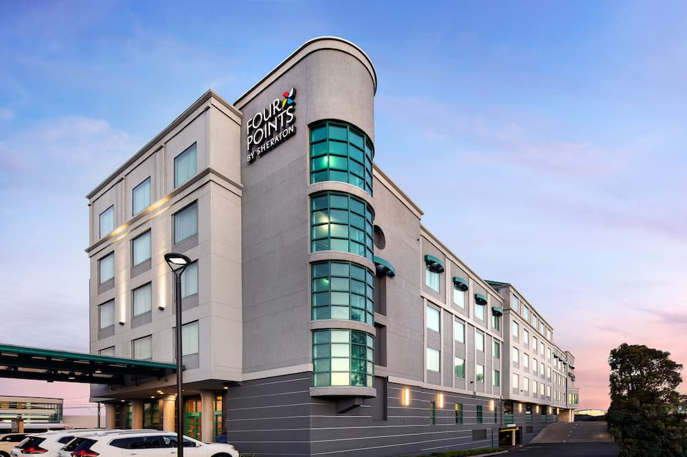 Four Points by Sheraton Hotel & Suites San Francisco Airport