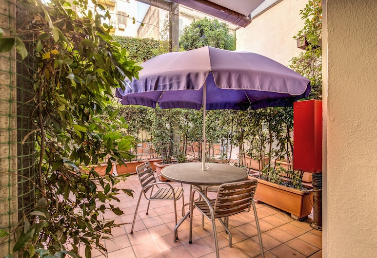 Hotel Franklin Feel The Sound, Roma, Giardino