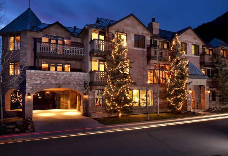 The Hotel Telluride, Telluride, Pohľad na hotel