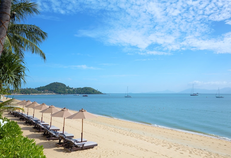 Bo Phut Resort & Spa, Koh Samui, Beach