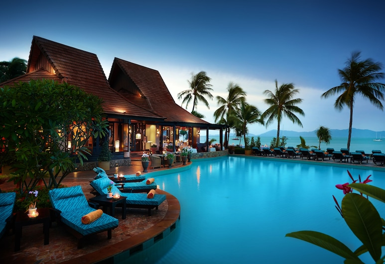 ボ プット リゾート & スパ, サムイ島, プール