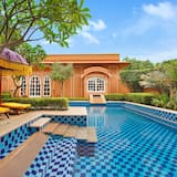 Luxury-Villa, eigener Pool - Pool