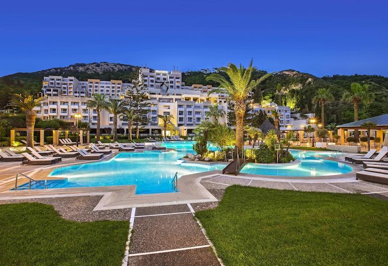Sheraton Rhodes Resort, Rodosz, Külső rész