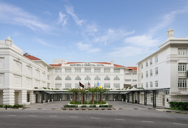 Eastern And Oriental Hotel, George Town