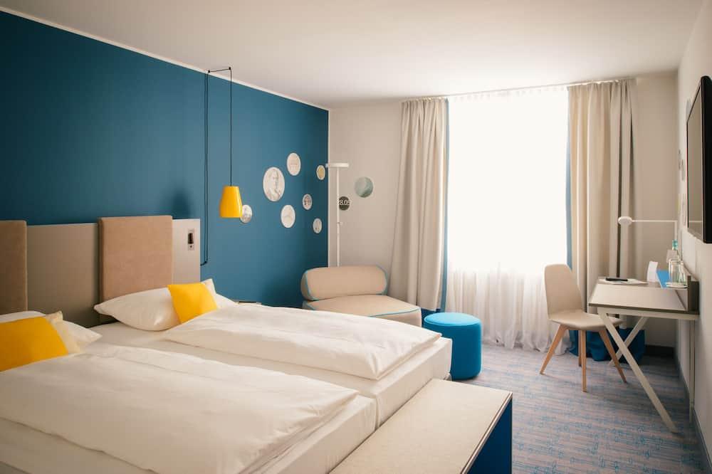 Habitación, acceso a la sala de negocios (Lounge) - Sala de estar