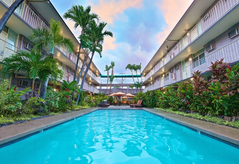 Pacific Marina Inn Airport Hotel, Honolulu
