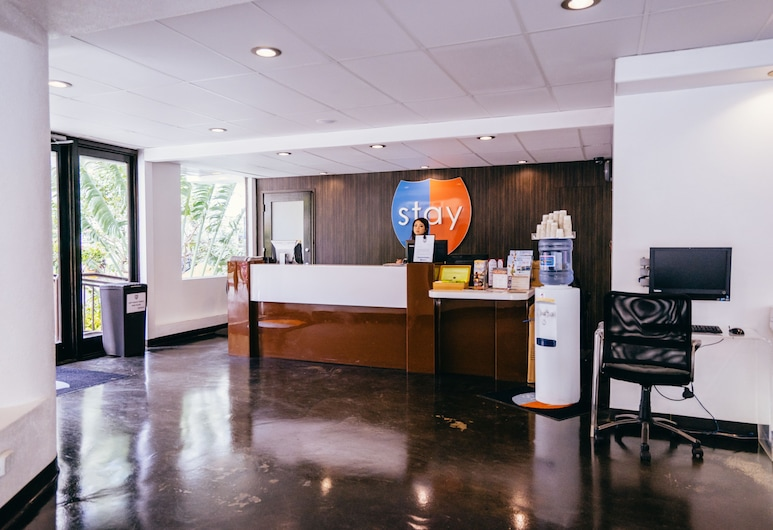 Stay Hotel Waikiki, Honolulu, Reception