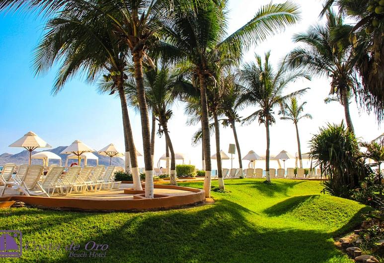 Costa De Oro Beach Hotel, Масатлан, Пляж