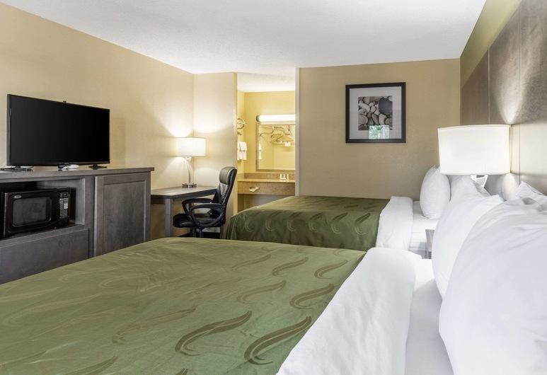 Quality Inn, Franklin, Soba, 2 queen size kreveta, za nepušače, Soba za goste