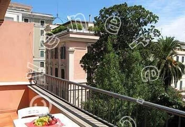 Hotel Ducale, Rome, Balcony