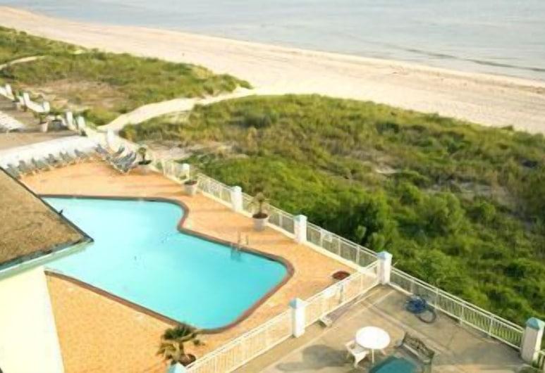 Best Western Plus Holiday Sands Inn & Suites, Norfolk, Basen odkryty