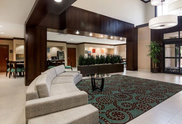 Comfort Suites Houston West at Clay Road, Houston, Lobby