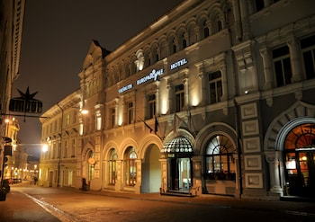 Enter your dates to get the Vilnius hotel deal