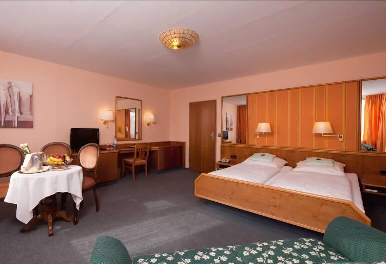 Hotel Stadt Pasing, Monaco di Baviera, Camera tripla, Camera