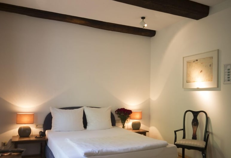 Ringhotel Altes Pfarrhaus Beaumarais garni, Saarlouis, Dvojlôžková izba typu Comfort, 1 dvojlôžko, Hosťovská izba