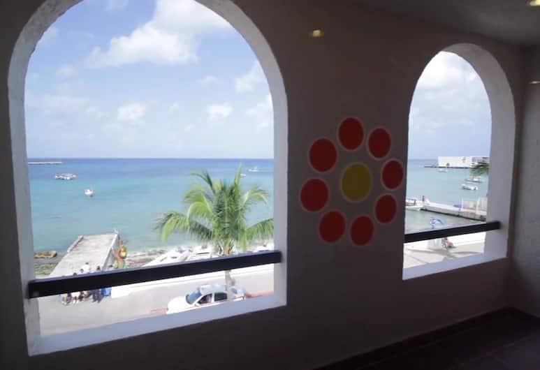 巴伊亞套房酒店, 科茲美島, 標準客房, 海景, 客房