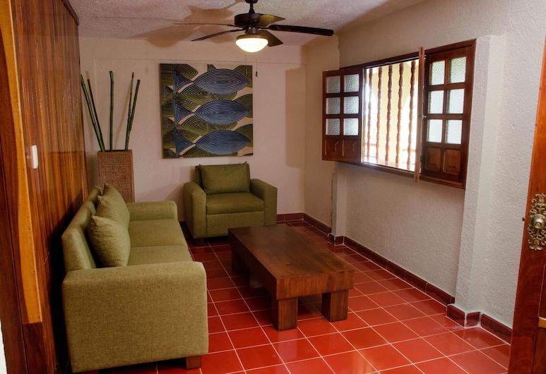 殖民地酒店, 科茲美島, 套房, 2 張標準雙人床, 客廳