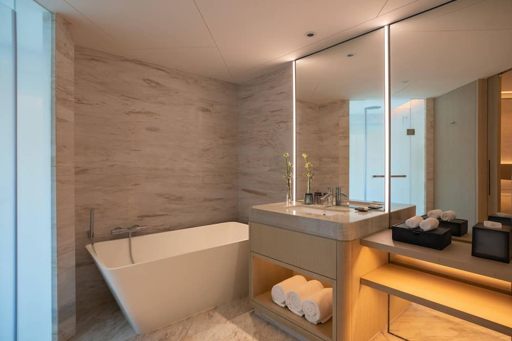 Apartmá typu Executive, 1 ložnice, nekuřácký - Koupelna