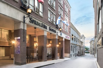A(z) SpringHill Suites by Marriott Old Montreal hotel fényképe itt: Montreal