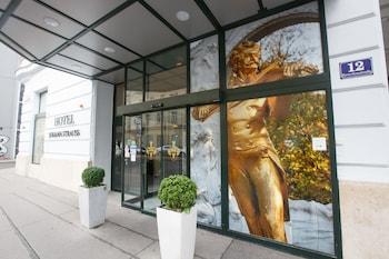 Wiedeń — zdjęcie hotelu Hotel Johann Strauss