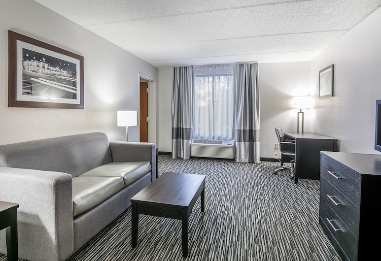 Comfort Inn University, Gainesville, Suite, 1 King Bed with Sofa bed, Non Smoking, Guest Room