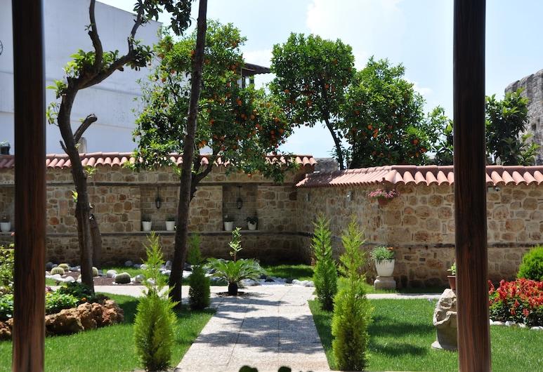 Puding Marina Residence - Special Class, Antalya, Garten