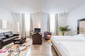 Mynd af BURNS Art Hotel í Duesseldorf