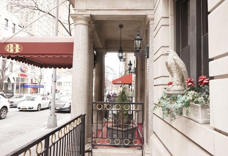 Hotel 31, New York, Hotel Entrance