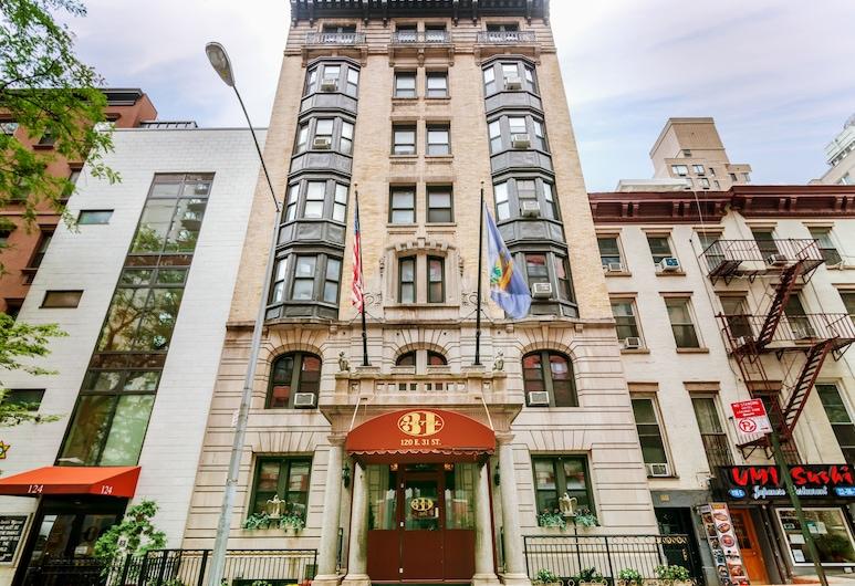 31 旅店, 紐約