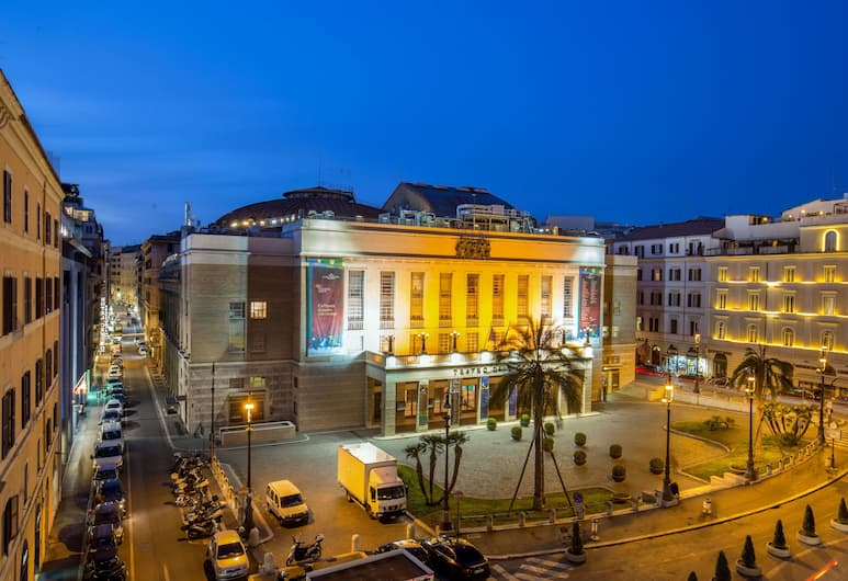 Hotel Sonya, Rim, Eksterijer