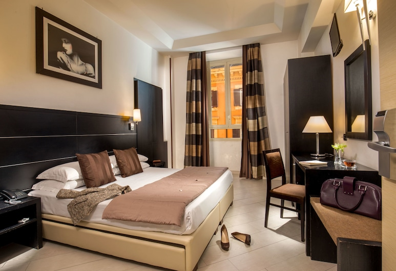 Hotel Sonya, Rome, Double or Twin Room, Guest Room