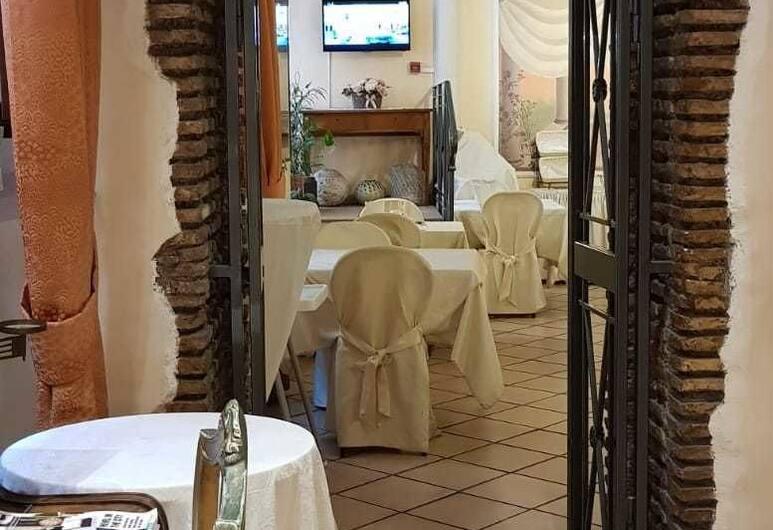 Hotel Julia, Roma, Resepsionis
