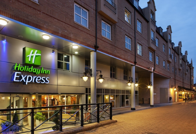 Holiday Inn Express London Hammersmith, Londyn